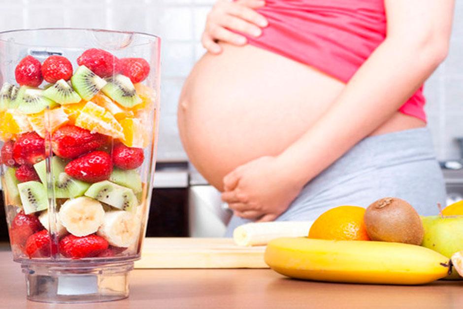 nutrición embarazo coruña